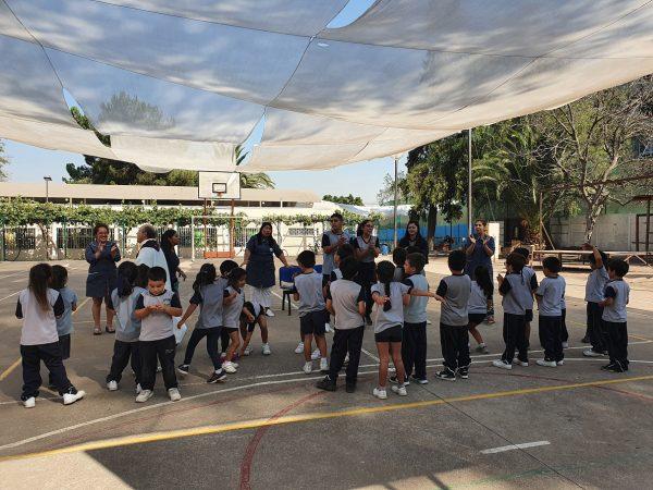 Actividades Inicio del Año Escolar 2020